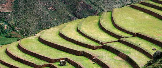 Inca Trail Tour Sacred Vall