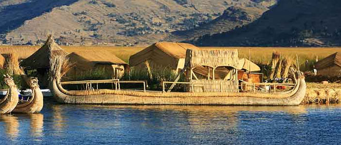 Inca Trail Lake Titicaca Tour