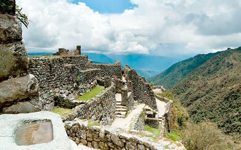 The Ruins of the Inca Trail