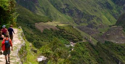 Inca Trail Treks in Peru