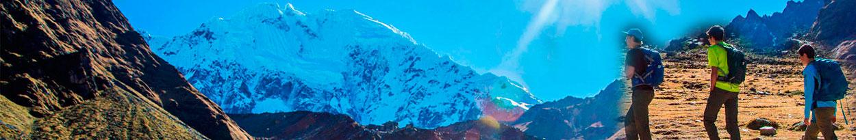 Inca Trail Salcantay Trek