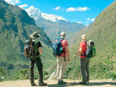 Inca Trail Sunrise