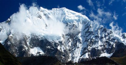 Salkantay Trail Trek 4 Days