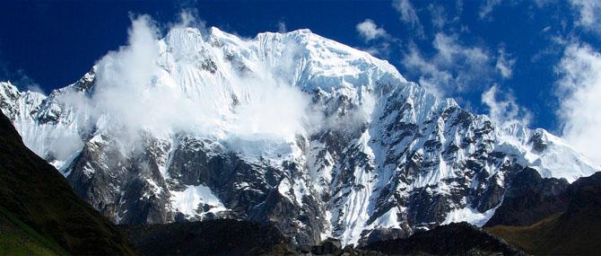 Salkantay Trail Trek
