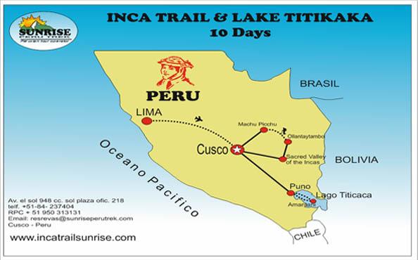 Inca Trail Lake Titicaca Tour